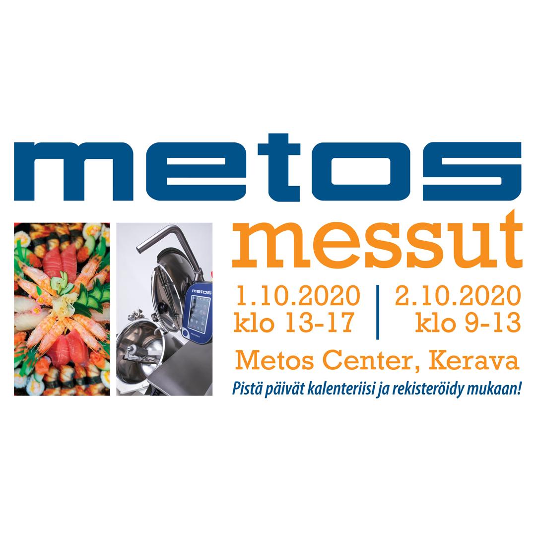 Metos messut 1. ja 2. lokakuuta 20202