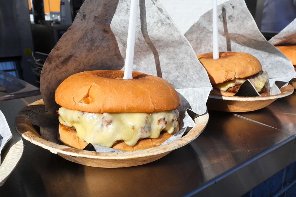 Metos Burger lähikuva