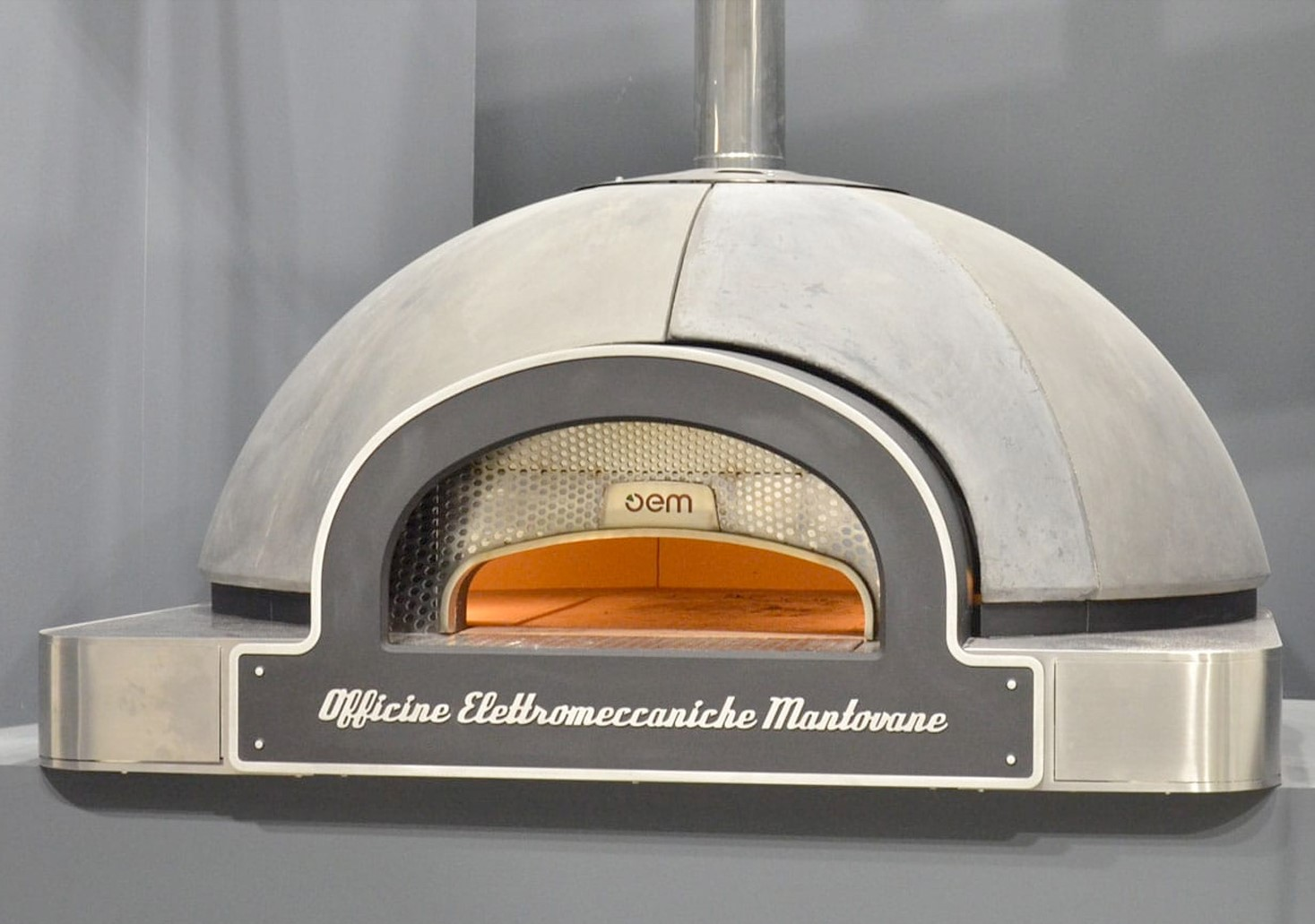 Metos Dome kuputyyppinen pizzauuni