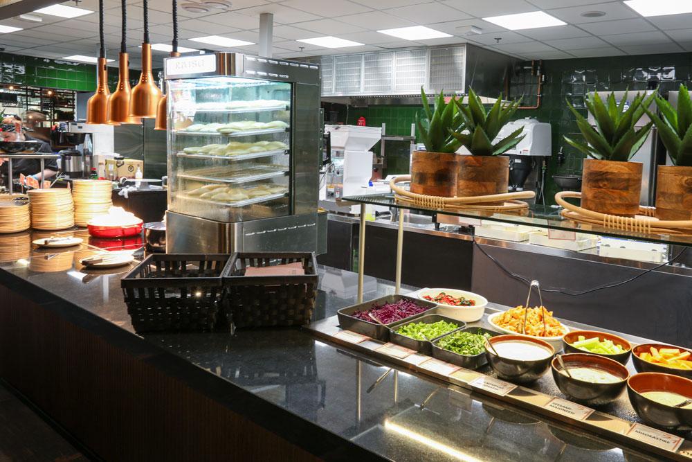 Raisu Asian Restaurant