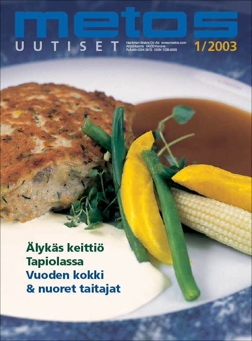 Metos Uutiset 1-2003