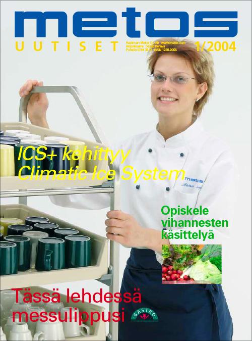 Metos Uutiset 1-2004