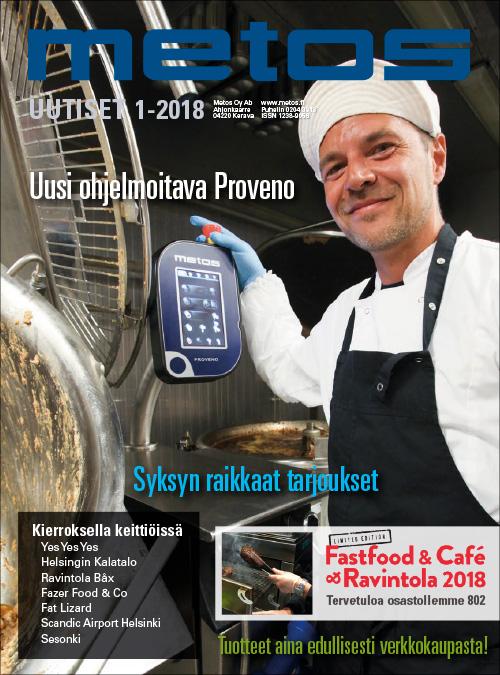Metos Uutiset 1-2018