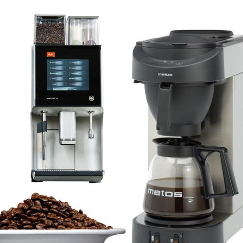 Kahvinvalmistuslaitteet