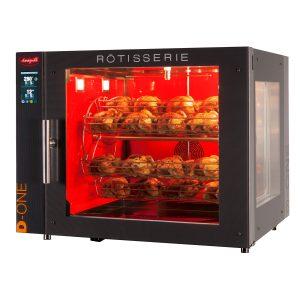 Metos Rotisserie-grilli D-ONE